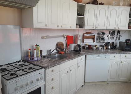 Rekonstrukce 15 let staré kuchyně