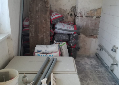 Oprava staršího bytu pro společný život