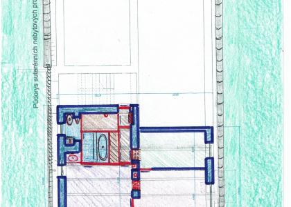 Rekonstrukce suterenního bytu